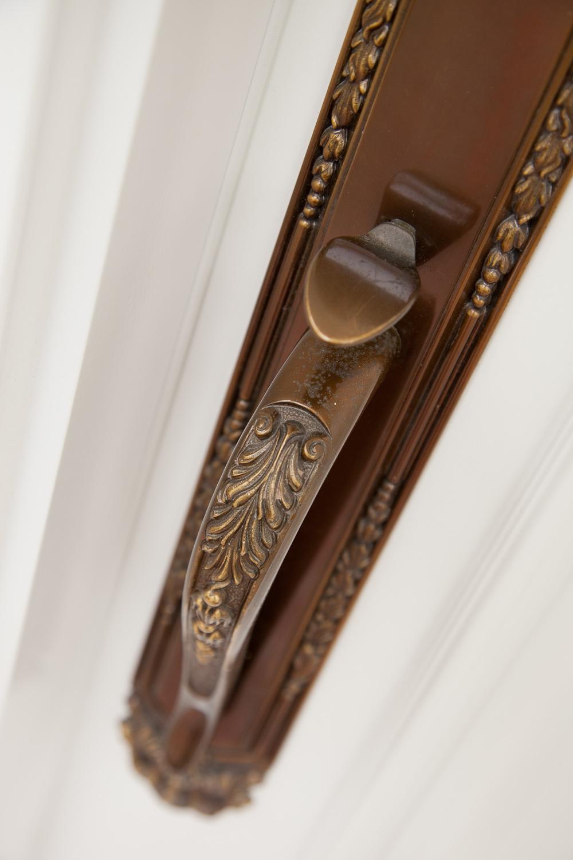 Traditional Door Hardware