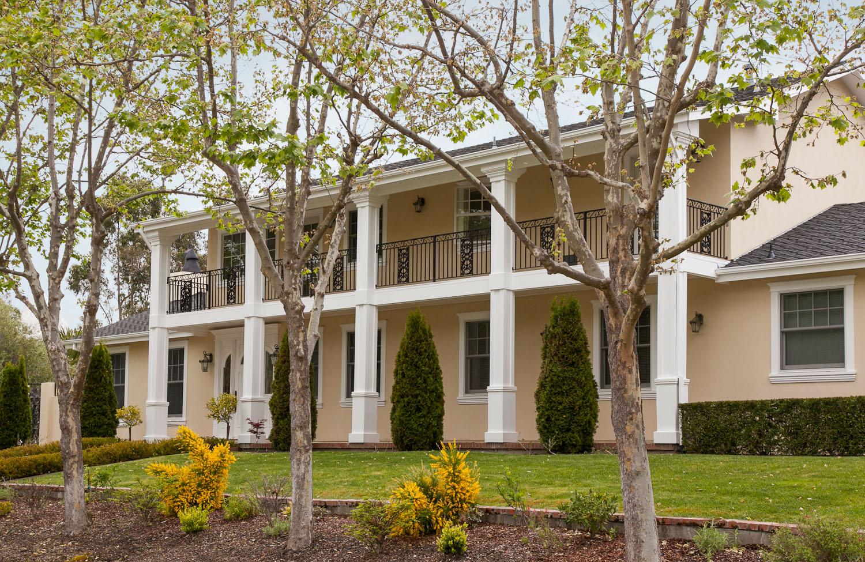 Hillsborough, CA Classic Home