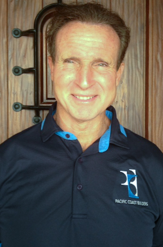 General Contractor Joe Romeo of Pacific Coast Builders in San Mateo, CA