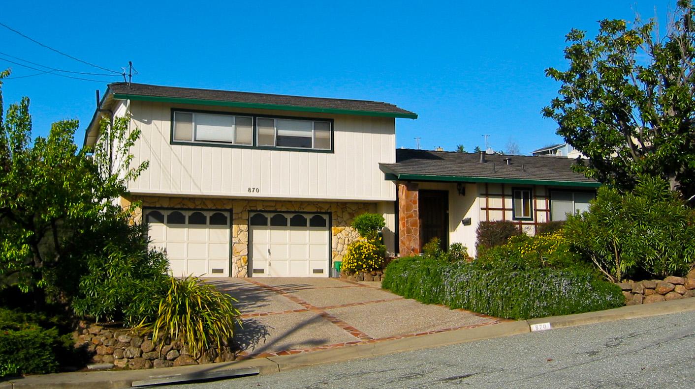 San Mateo Remodel Before 1