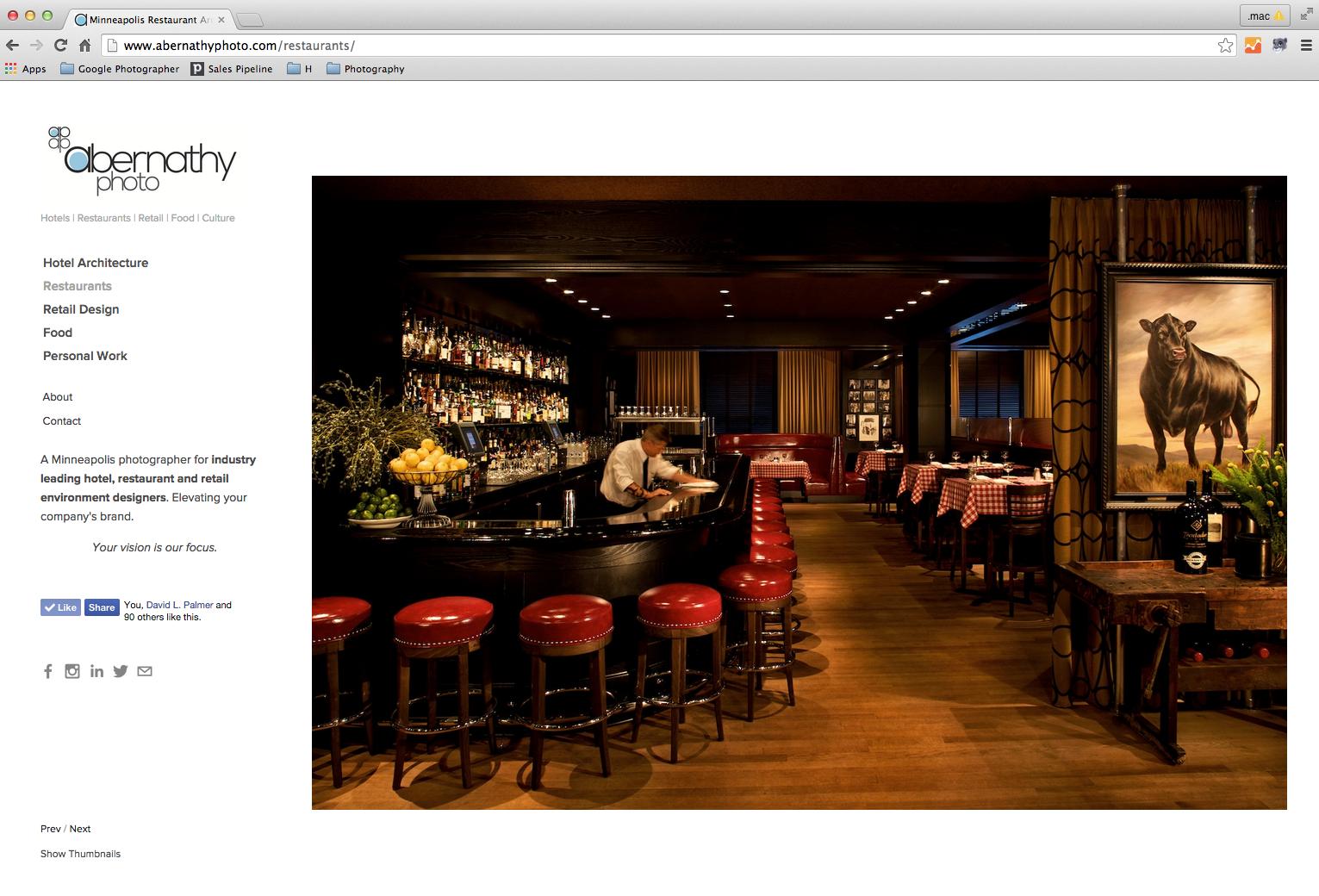 Abernathy Photo - Manny's Restaurant