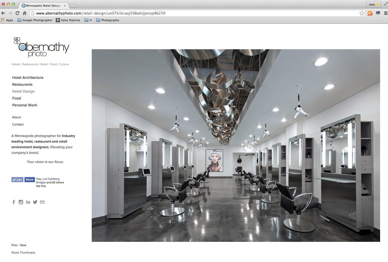 Abernathy Photo - Aveda New Reflections Salon