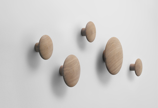 The Dots Coat Hooks