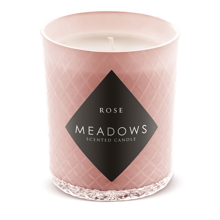 Meadows. Scented candles with a story. • baraperglova.com/blog
