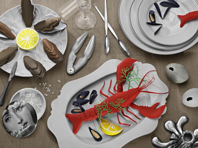 Paper artwork. By Fideli Sundquist. • baraperglova.com/blog