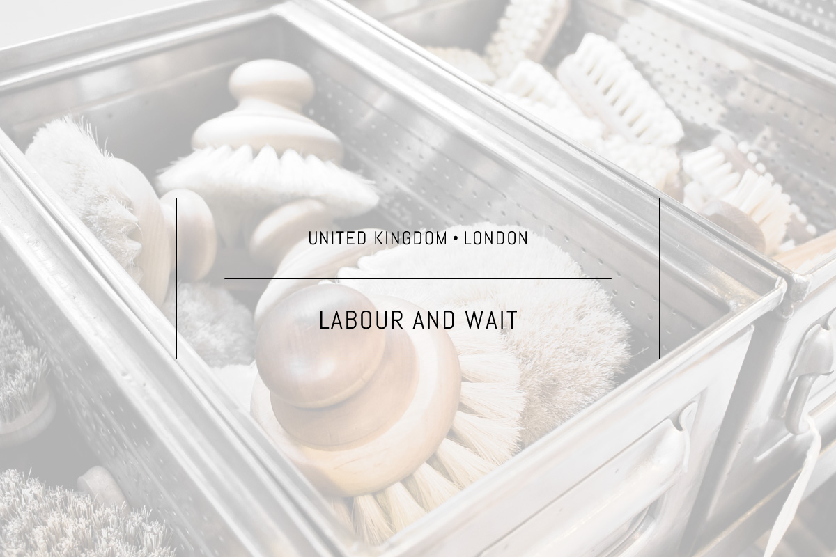 Shoptour: In the Labour and Wait • baraperglova.com