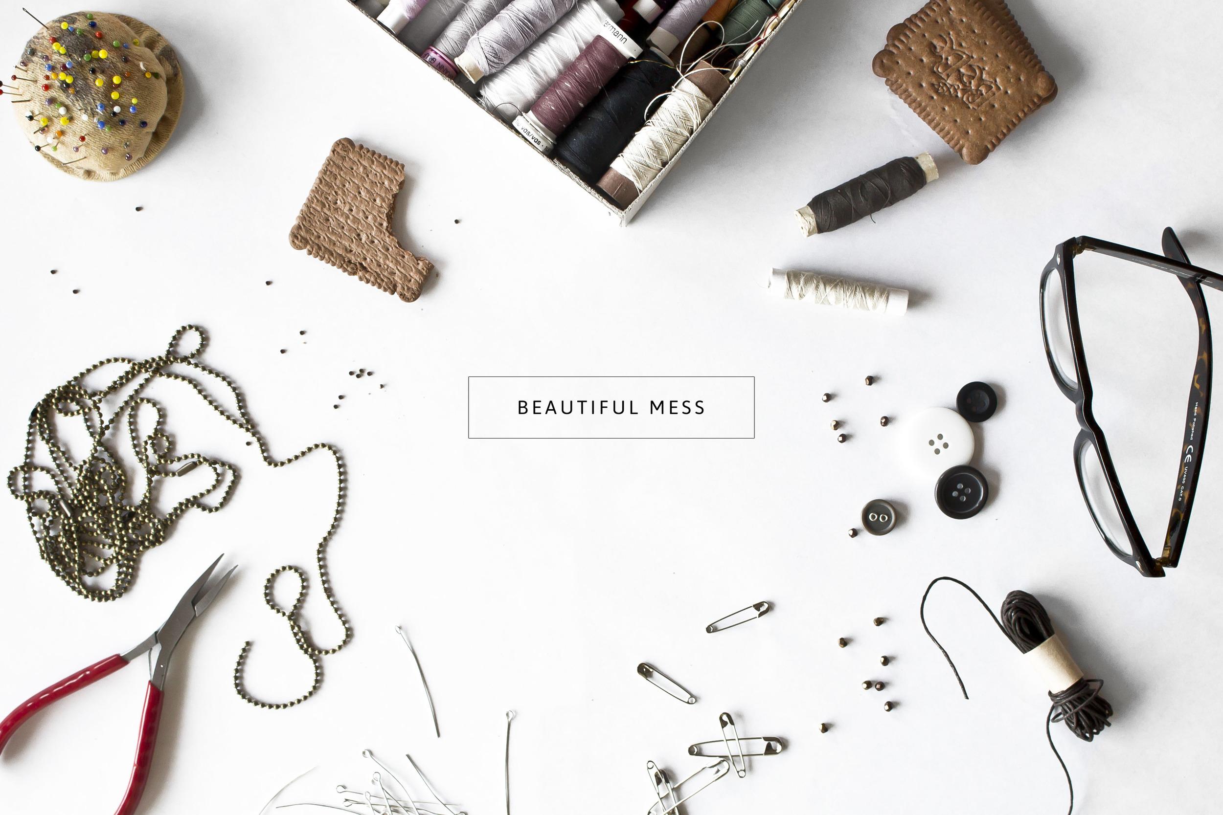 Your beautiful mess. • baraperglova.com