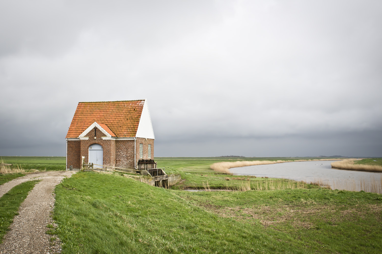 Dream House. • Little brick house in Denmark • traveling around the Europe on baraperglova.com