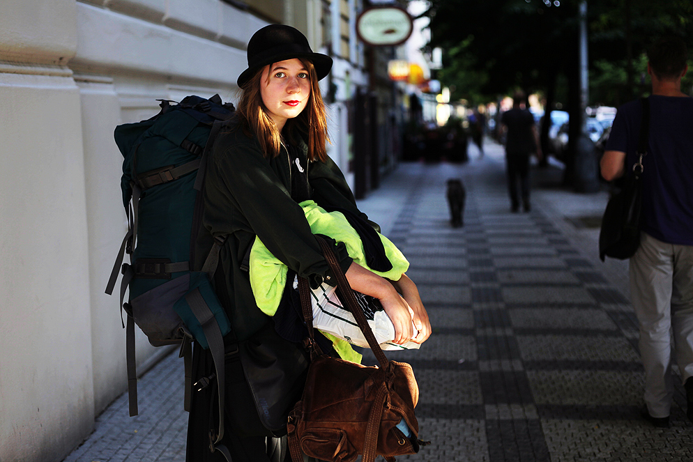 Humans of Prague - short street portraits