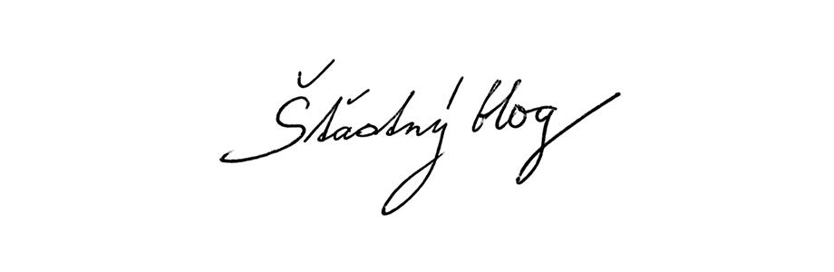 Šťastný blog Báry Šťastné