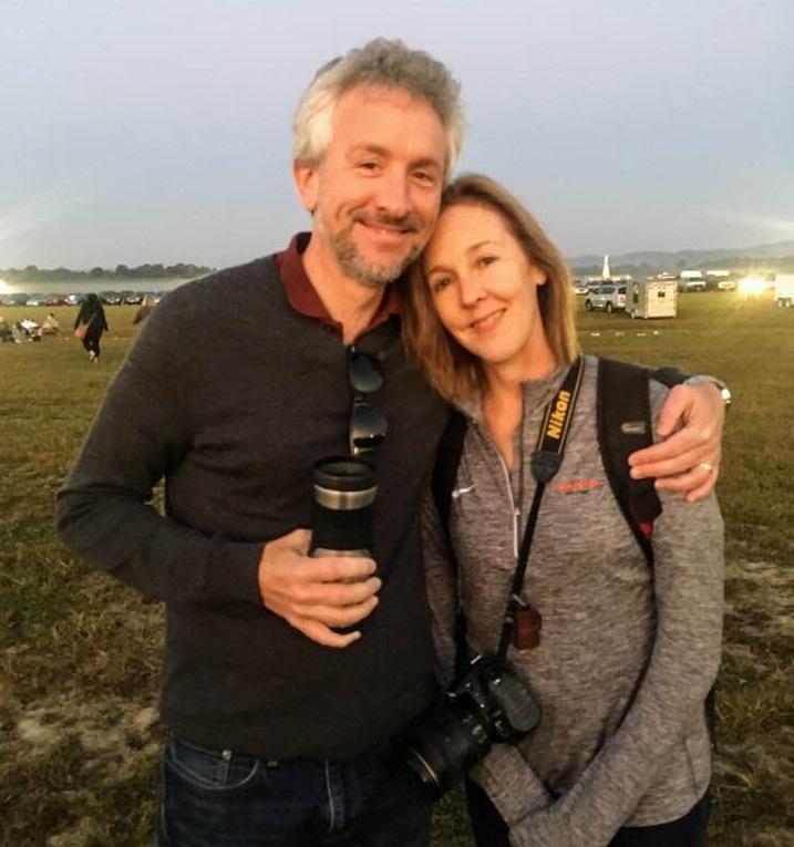 Liz and Michael Mulshine
