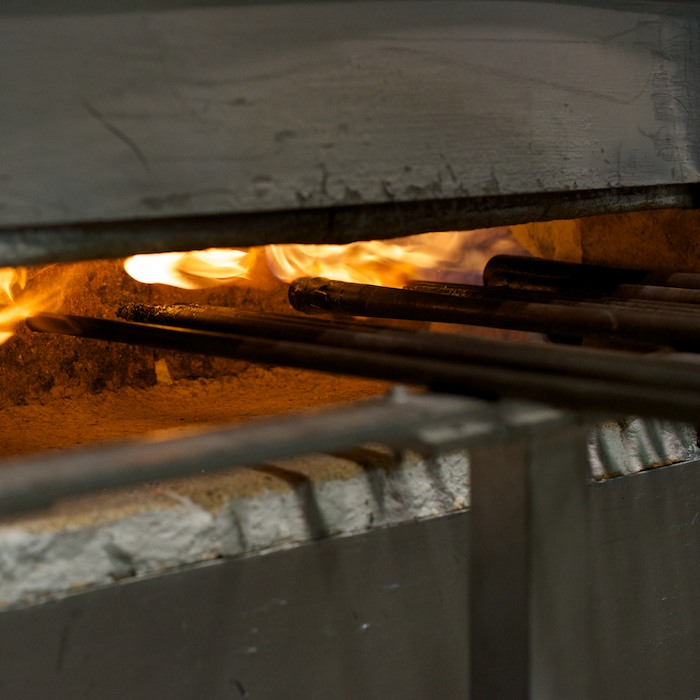 first, hot pipes and irons...