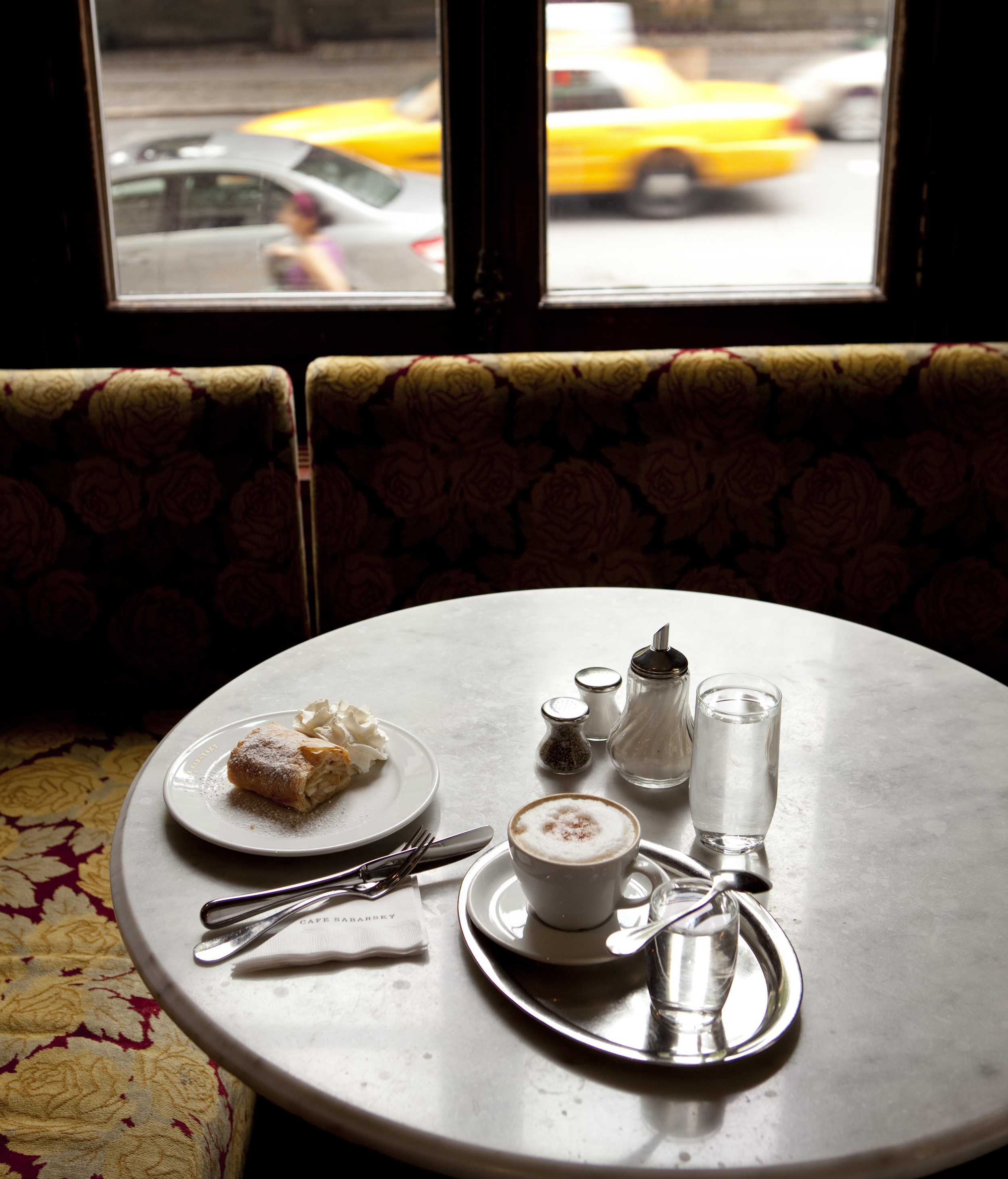 Cafe Sabarsky at the Neue Gallery