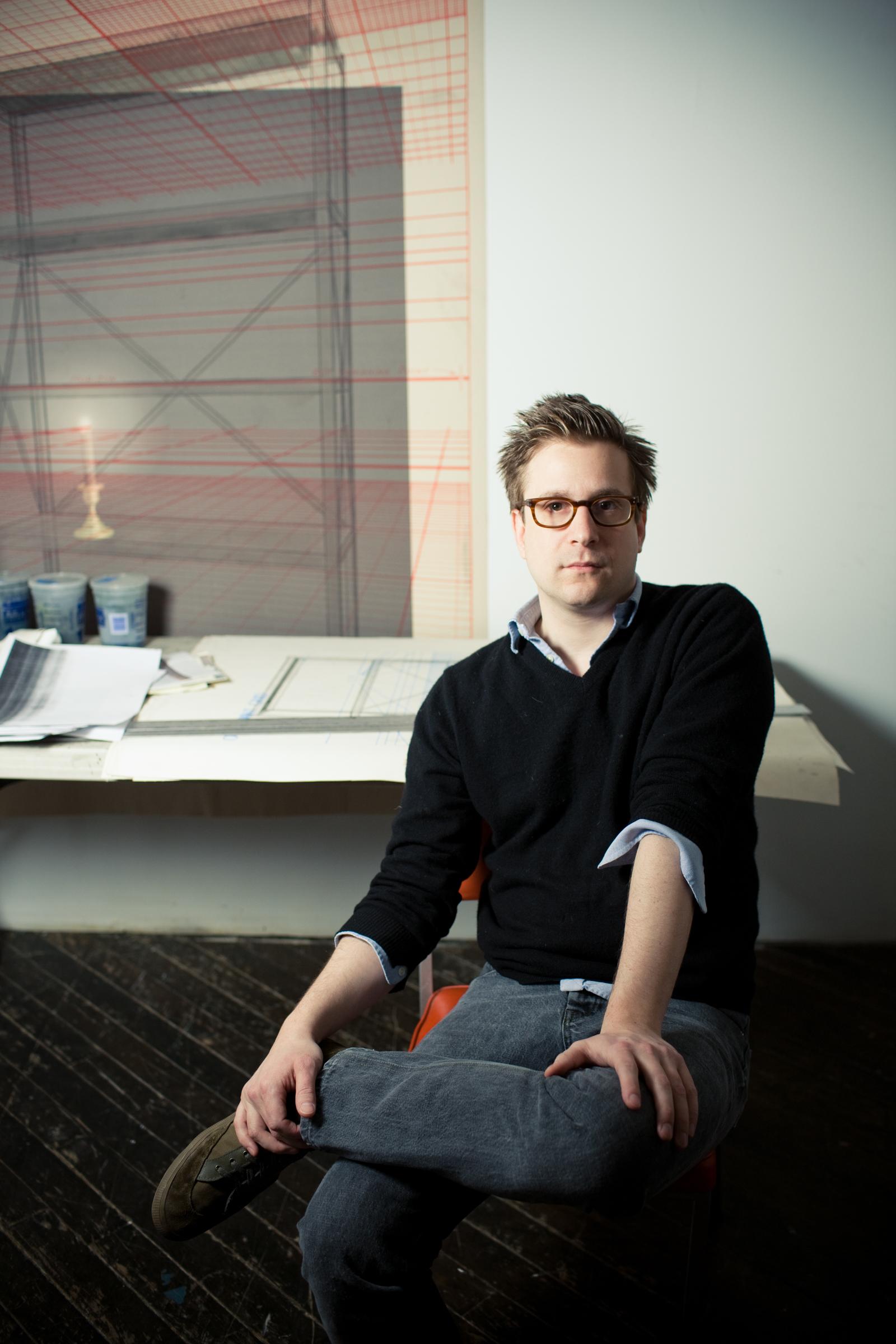 Kevin Zucker, artist