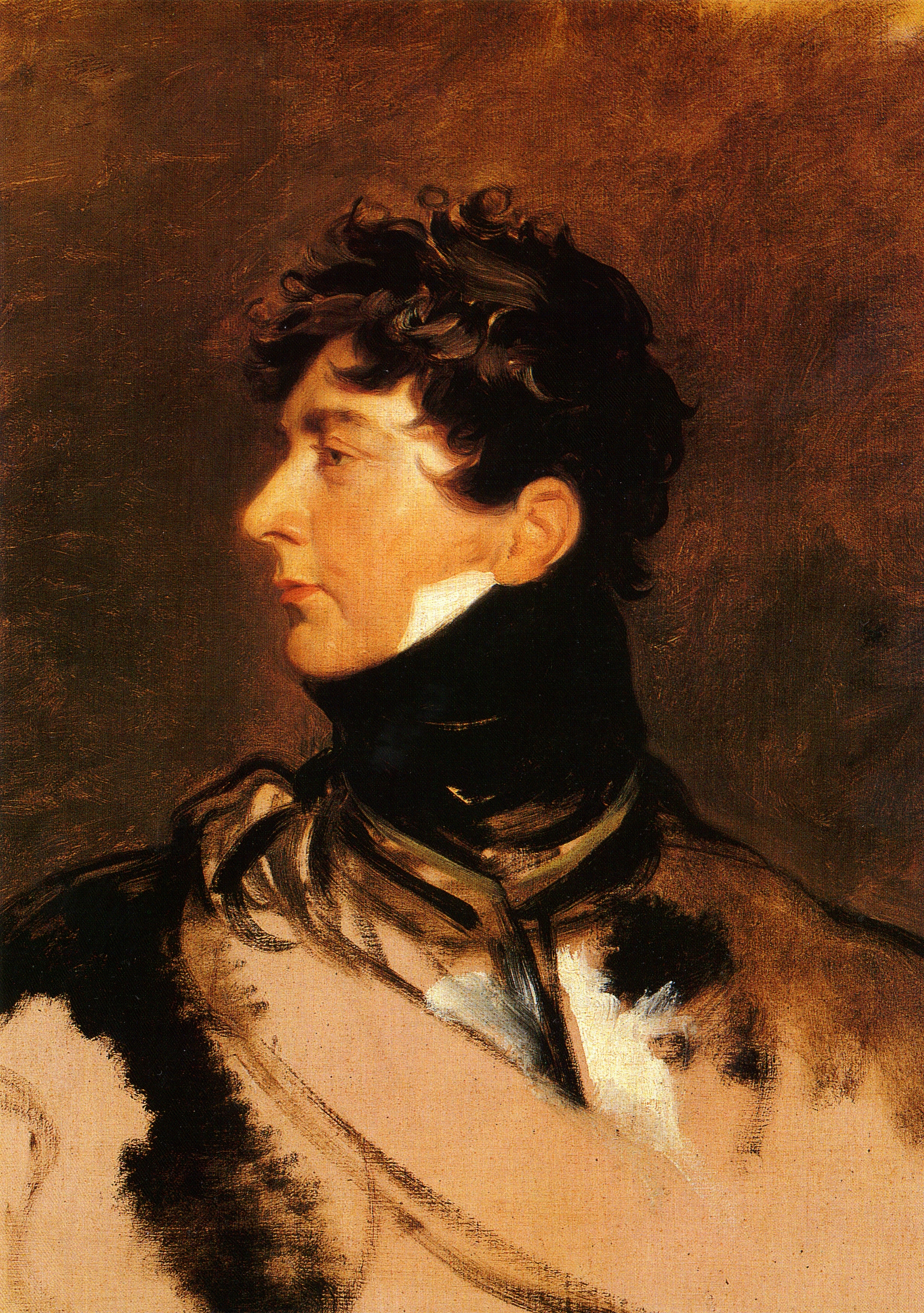 George IV of the United Kingdom as the Prince Regent    Circa 1814   By Sir Thomas Lawrence