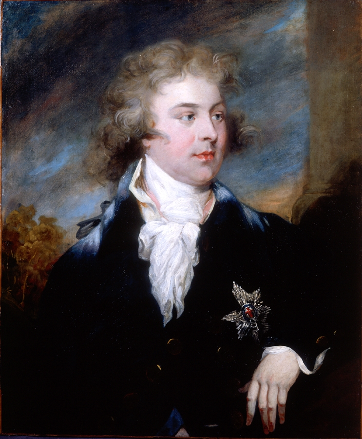 Portrait of the Prince of Wales