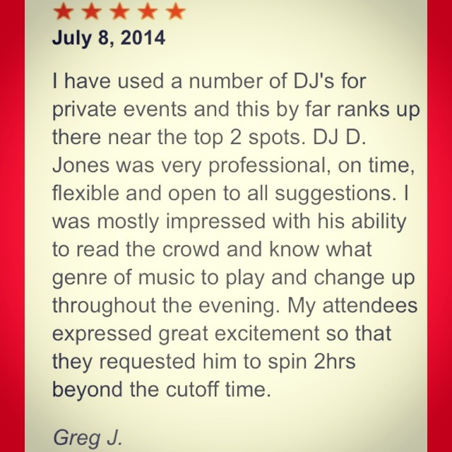 DJ D JONES CHICAGO WEDDING PRIVATE CLUB CORPORATE DJ REVIEW 7.jpg