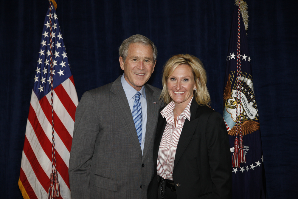M1Hi_j0172_1 10/15/2008 Police Photos (George W. Bush Presidential Library and Museum)