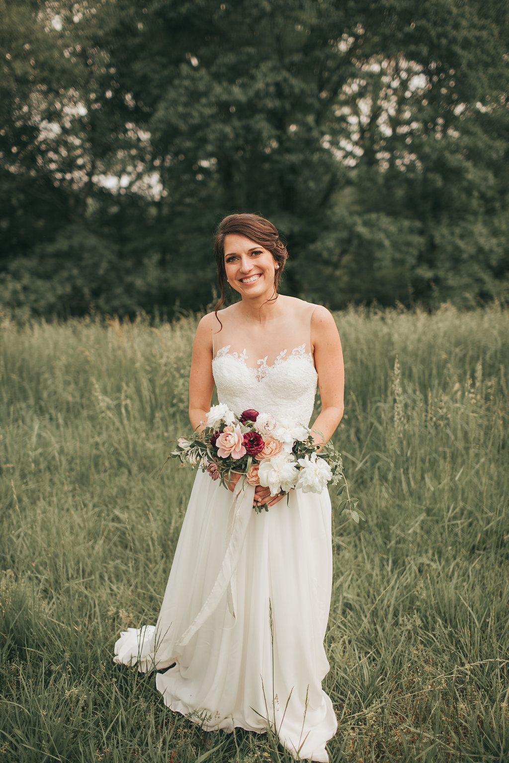 Megan & Aaron    Photography by  Brandi Sisson