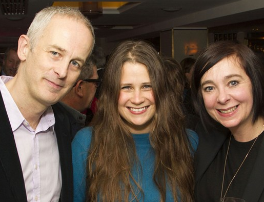 Dominic Cooke, Lucy Kirkwood and Vicky Featherstone