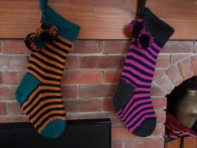 Two Stuff It Stockings by Honeybee52!