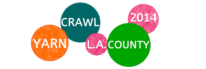 Yarn Crawl LA 2014