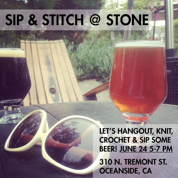 Sip & Stitch