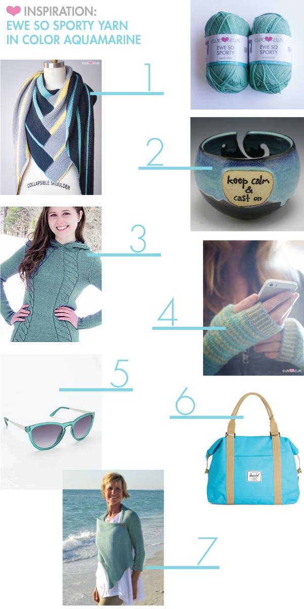 Color Theory: Aquamarine