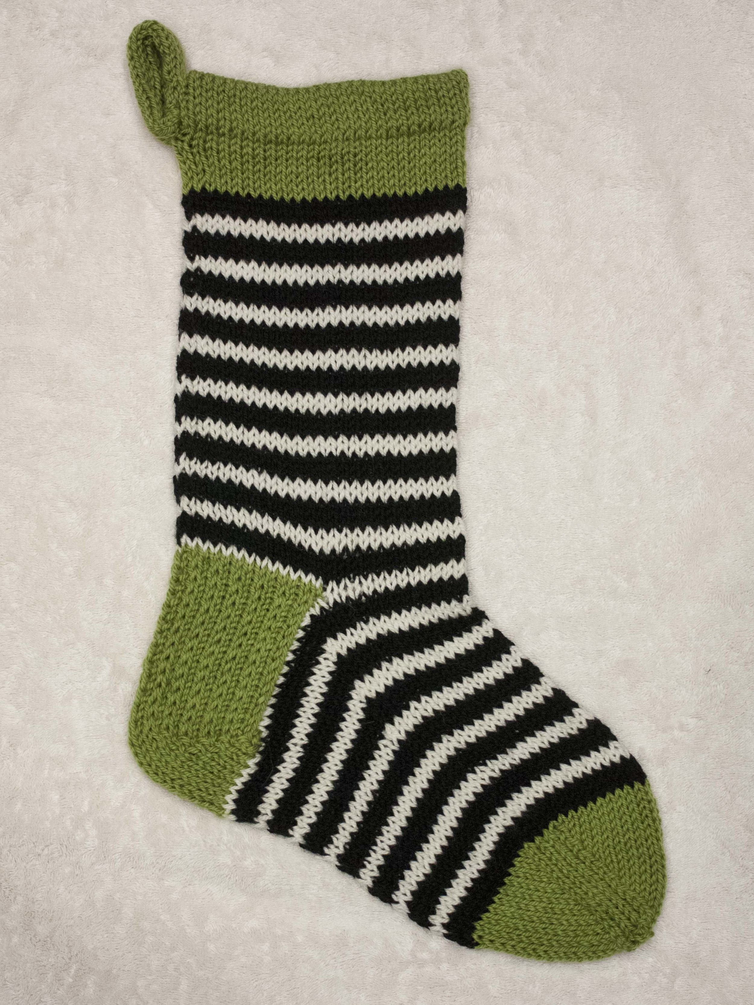blocking hand knits