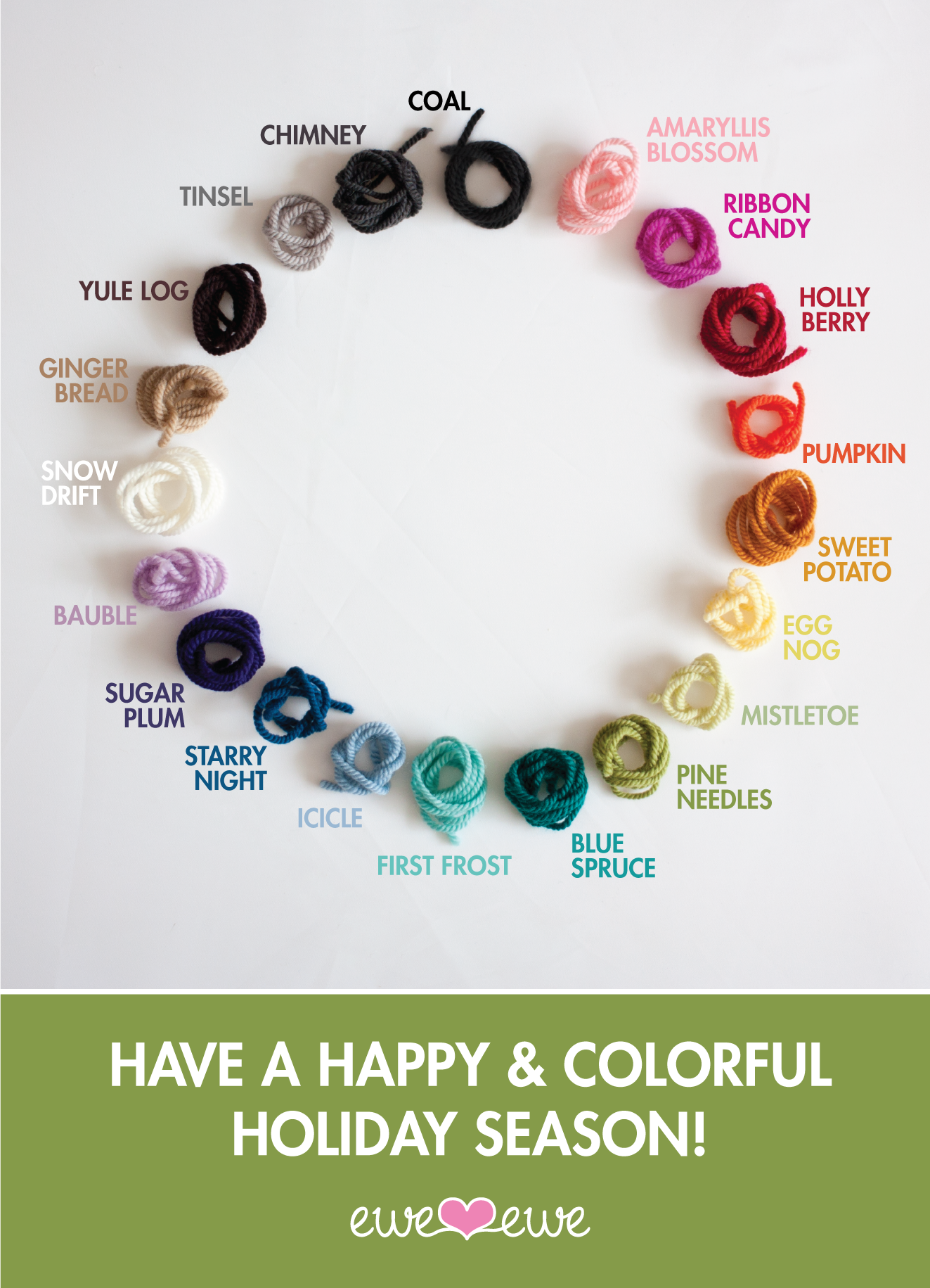 Holiday Colorwheel