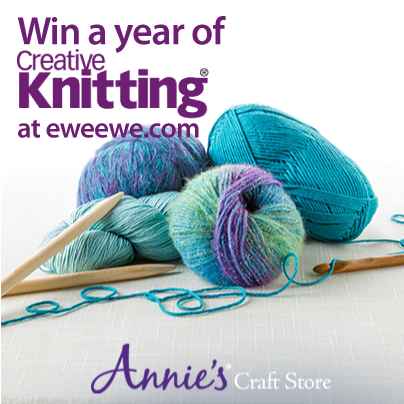 Creative Knitting Giveaway