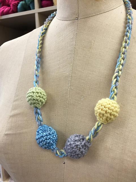 Ewe So Sweet teething necklace