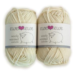 vanilla yarn