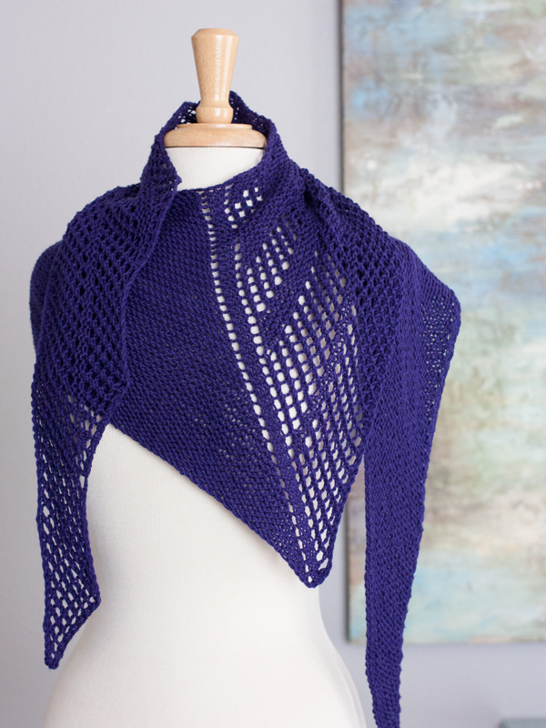 Night at the Museum shawl