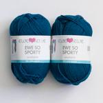Sapphire Ewe So Sporty yarn
