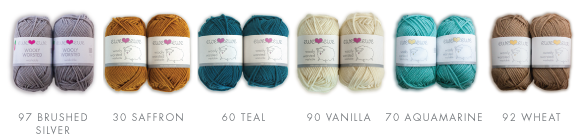 Wooly Worsted yarn