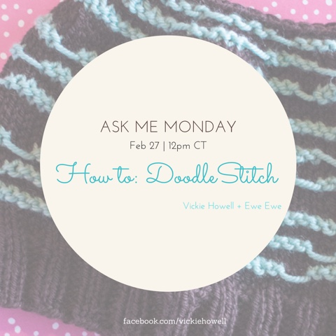 Ask Me Monday with Vickie Howell