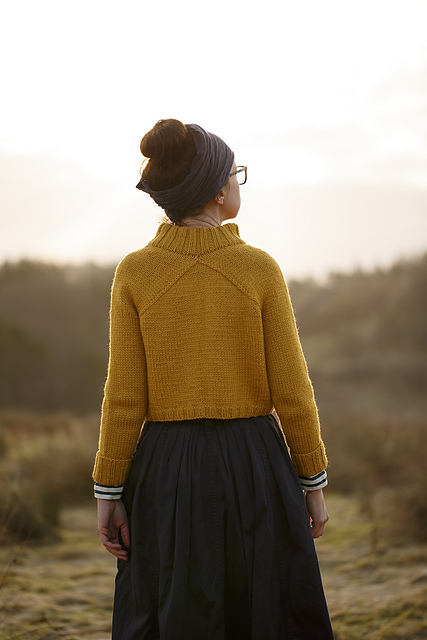 Carbeth Cardigan  by Kate Davies on Ravelry