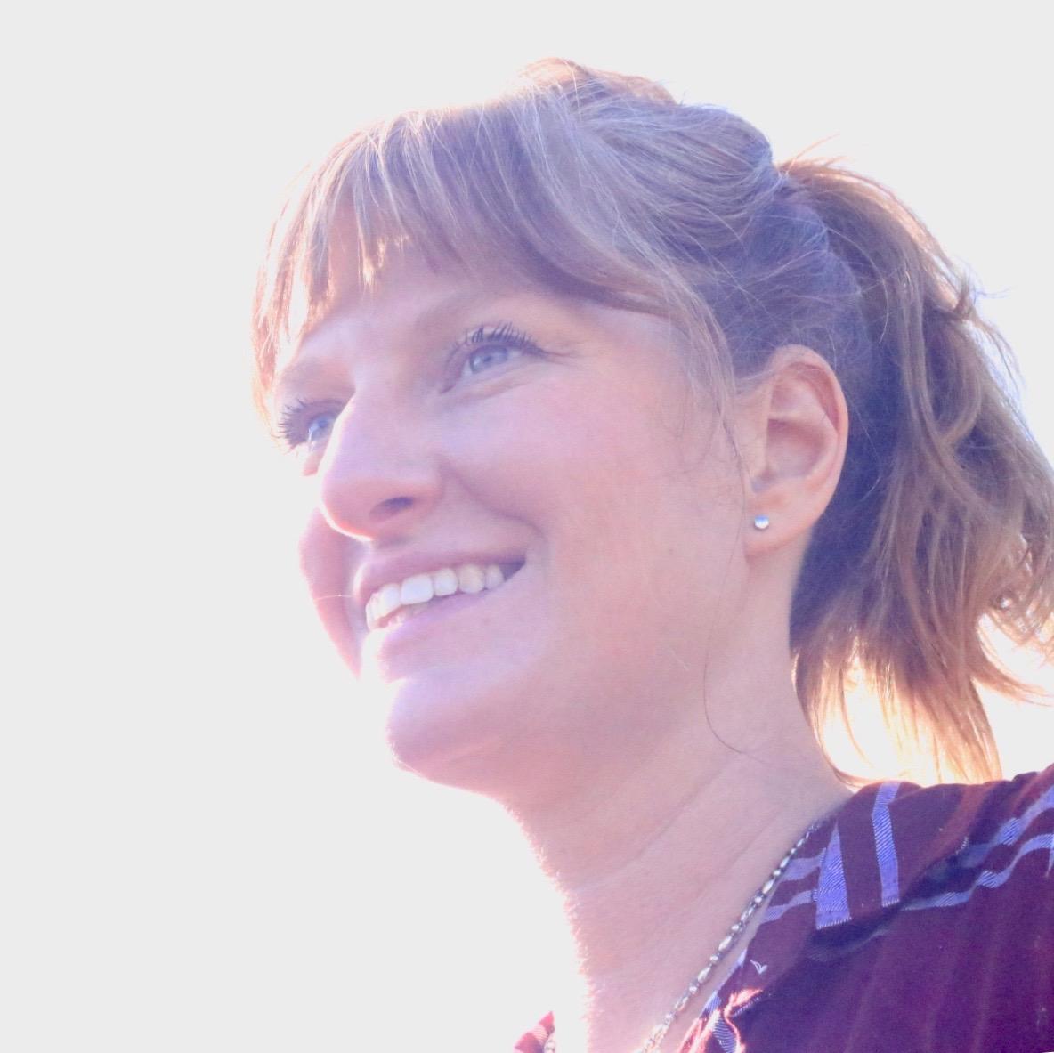 Heather Walpole, owner of Ewe Ewe Yarns