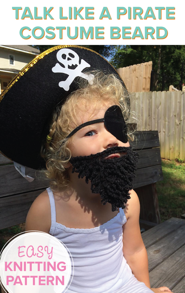 Baby Beard Knitting Pattern