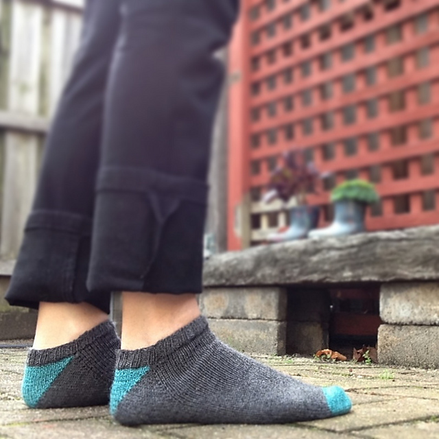 Grellow Love  socks knit by AdoredKnits on Ravelry