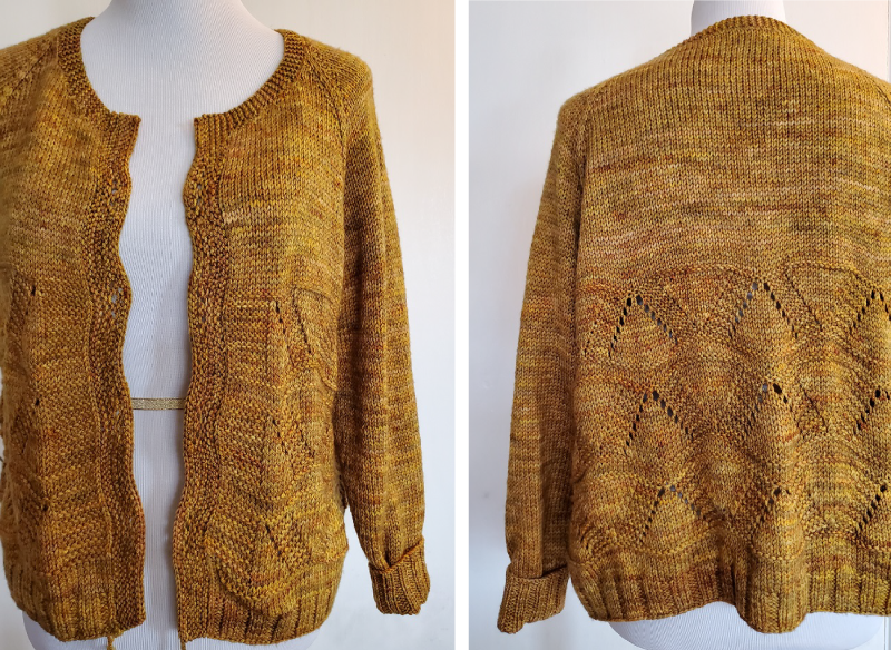 Foxtrot Cardigan PREVIEW images. Do not share.