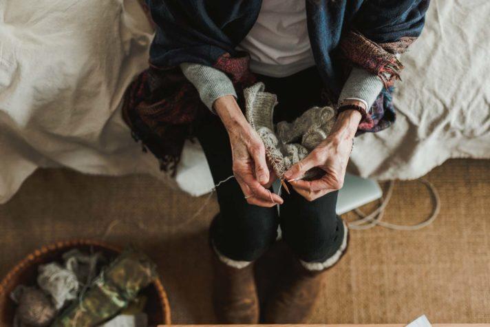 A Knitting Life