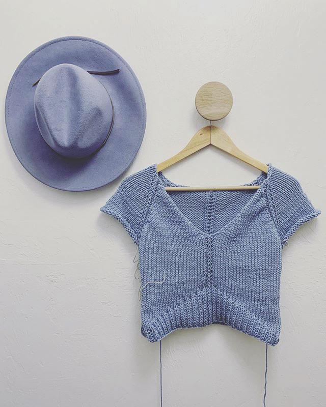Ursa  sweater in  Baa Baa Bulky merino yarn  from Ewe Ewe Yarns