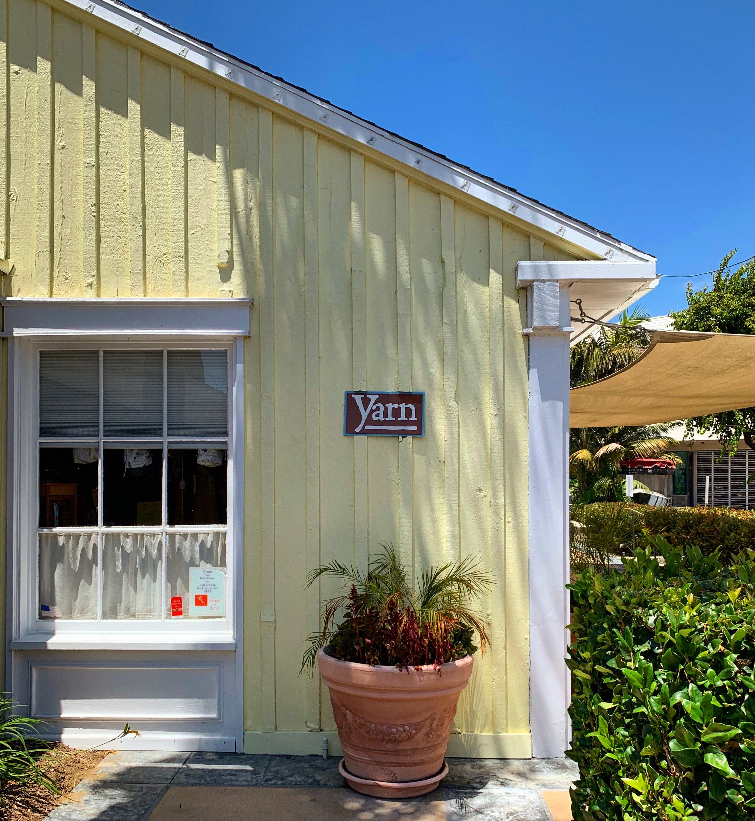 Alamitos Bay Yarn Company, Long Beach, CA