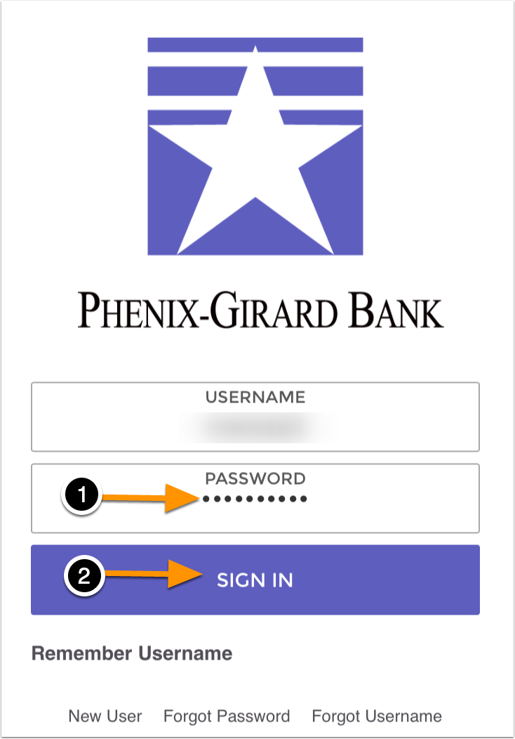 How to Login In to Internet Banking for the First Time Using