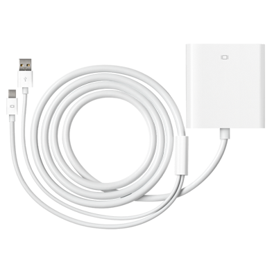 Apple DVI cable