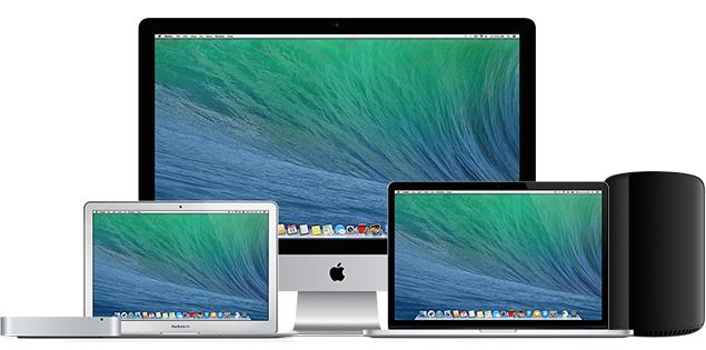 Mac Family 2014