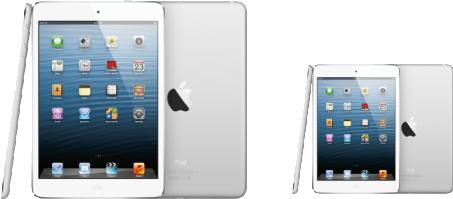 Compatible iPads