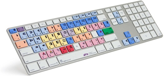 Avid Media Composer Pro Line Keyboard
